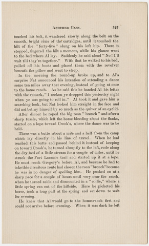 Amherst literary monthly, 1891 February