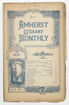 The Amherst literary monthly, 1896 June