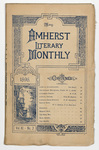 The Amherst literary monthly, 1896 May