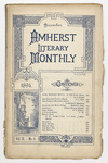 The Amherst literary monthly, 1894 December
