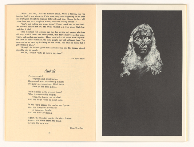 Amherst literary magazine, 1972 May