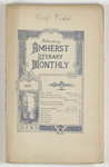 The Amherst literary monthly, 1897 February