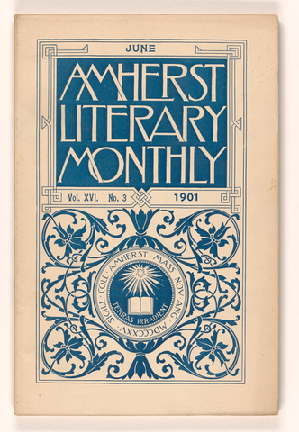 Amherst literary monthly, 1901 June