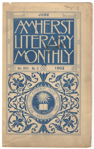 Amherst literary monthly, 1902 June