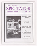 The Amherst spectator, 1987 May
