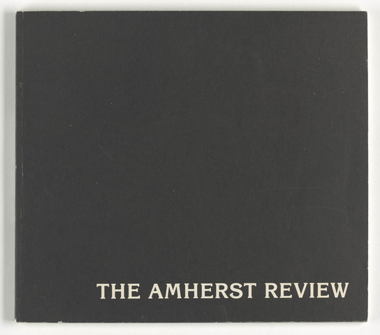 Amherst review, 1981