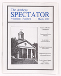 The Amherst spectator, 1987 March