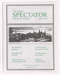 The Amherst spectator, 1988 fall