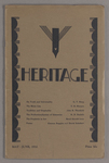 Heritage, 1932 May-June