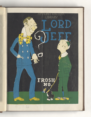 Lord Jeff, 1922 October