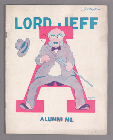 Lord Jeff, 1925 March