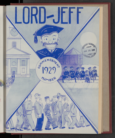 Lord Jeff, 1929 June
