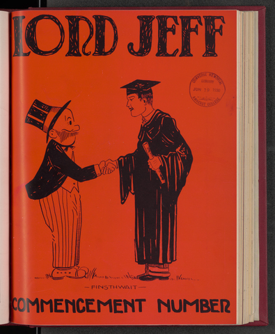Lord Jeff, 1930 June