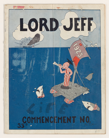Lord Jeff, 1923 June