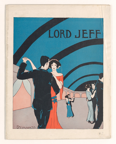 Lord Jeff, 1922 December
