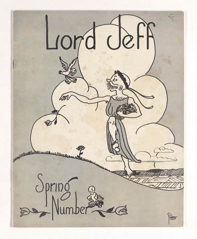 Lord Jeff, 1934 March