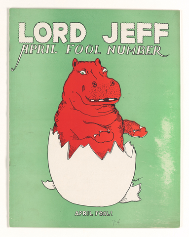 Lord Jeff, 1926 March