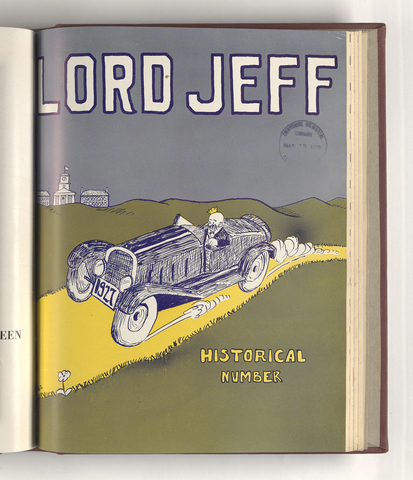 Lord Jeff, 1929 March