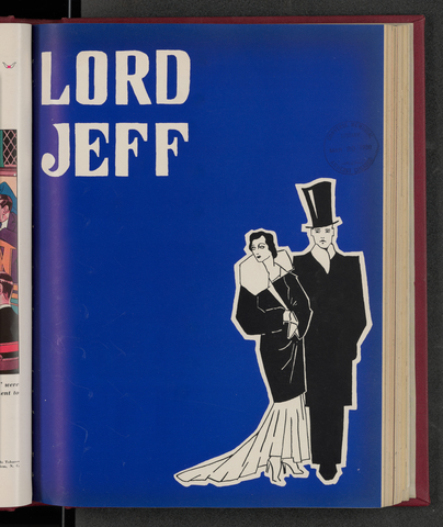 Lord Jeff, 1930 March