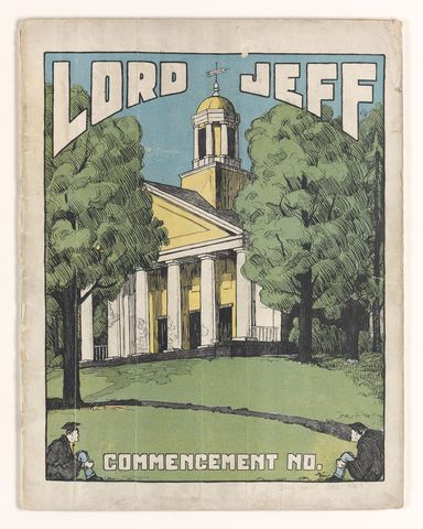 Lord Jeff, 1922 June