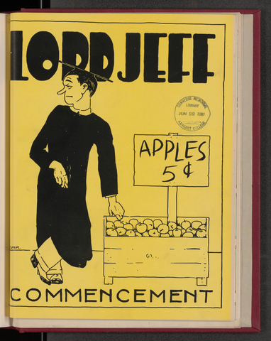 Lord Jeff, 1931 June