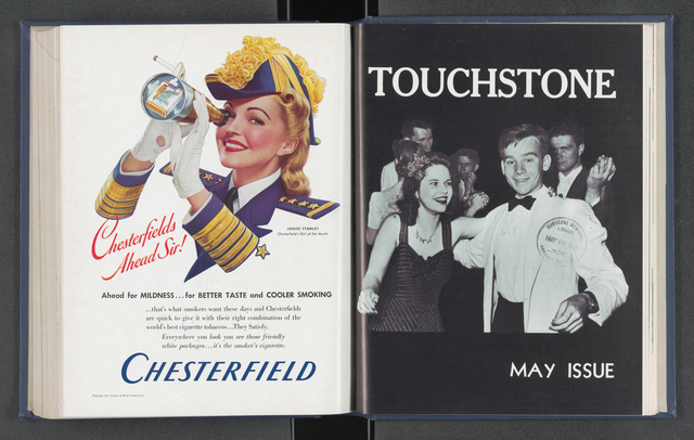 Touchstone, 1941 May