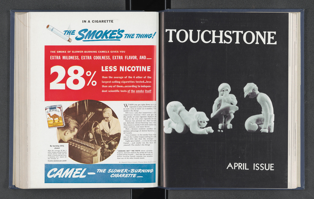 Touchstone, 1941 April