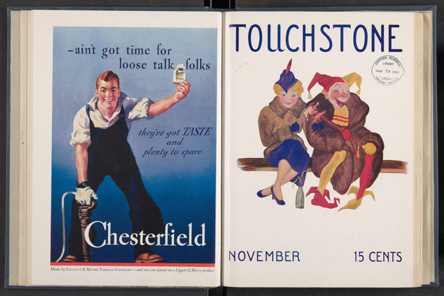 Touchstone, 1936 November