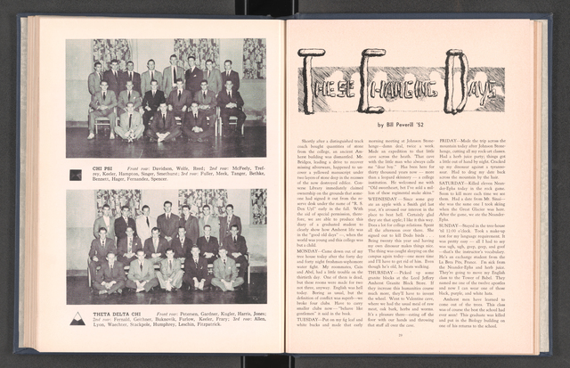 Touchstone, 1949 April