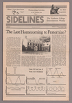 Sidelines, 1983 October 21