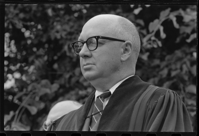 Photographs of the 148th Commencement Weekend, 1969 June 5-6
