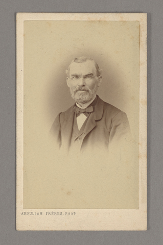 Photograph of Henry John Van Lennep