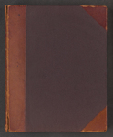 Amherst College faculty administrative records book, 1826 to 1842