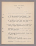 Amherst College faculty meeting minutes 1910/1911