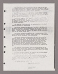 Amherst College faculty meeting minutes and Committe of Six meeting minutes 1958/1959