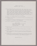 Amherst College faculty meeting minutes and Committe of Six meeting minutes 1939/1940