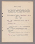 Amherst College faculty meeting minutes 1922/1923