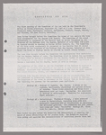 Amherst College faculty meeting minutes and Committe of Six meeting minutes 1947/1948