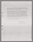Amherst College faculty meeting minutes and Committe of Six meeting minutes 1949/1950