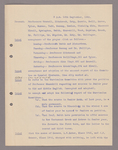 Amherst College faculty meeting minutes 1898/1899