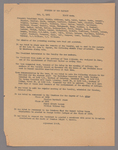 Amherst College faculty meeting minutes 1931/1932