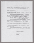 Amherst College faculty meeting minutes and Committe of Six meeting minutes 1943/1944