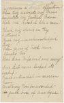 "Transcription of Emily Dickinson's ""Rearrange a 'wife's' affection!"""