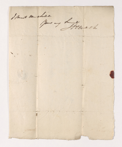 James Pringle Riach to Justin Perkins, 1835 December 13