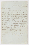 Edward Breath letter to Justin Perkins, 1844 May 21