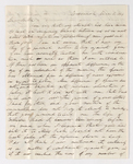 Edward Breath letter to Justin Perkins, 1844 June 6