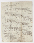 Friedrich Haas letter to Justin Perkins, 1836 April 25