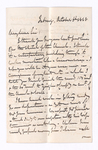 Keith Edward Abbott letter to Justin Perkins, 1868 October 6