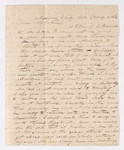 William Bass letter to Justin Perkins, 1842 July 6