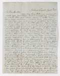 Asahel Chapin letter to Justin Perkins, 1848 May 30